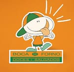 Logotipo Boca do Forno - Alaska