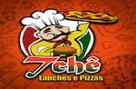 Logotipo Tche Pizzaria