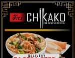 Logotipo Chikako Culinaria Oriental