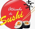 Logotipo Atacado do Sushi