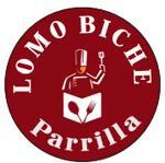 Logotipo Lomo Biche Parrilla