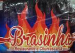 Logotipo Brasinha Restaurante e Churrascaria