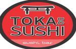 Logotipo Toka do Sushi