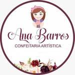 Logotipo Ana Barros Bolos