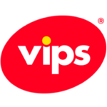 Logotipo Vips Legaria