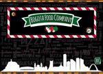 Logotipo Bogota Food Company (Suba)