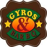 Logotipo Gyros & BBQ Cerritos