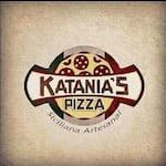 Logotipo Katania's Pizza (Nogales)
