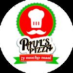 Logotipo Pauls`Pizza