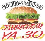 Logotipo Burger Ya