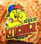 Logotipo Asadero Krocanto (Refugio)