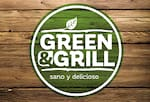 Logotipo Green and Grill