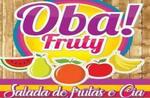 Logotipo Obafruty Salada de Fruta e Cia