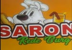 Logotipo Saron Red Burguer