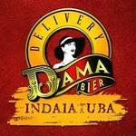 Logotipo Dama Bier Delivery
