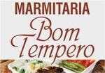 Logotipo Marmitaria- Bom Tempero