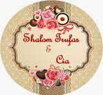 Logotipo Shalom Trufas e Cia
