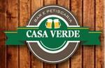 Logotipo Casa Verde Bar & Petiscaria
