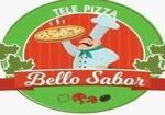Logotipo Pizzaria Bello Sabor