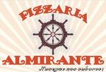 Logotipo Pizzaria Almirante