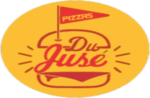 Logotipo Dujusé Pizza