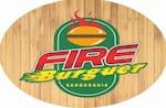 Logotipo Fire Burguer Sandubaria