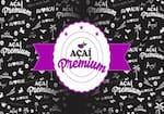 Logotipo Açaí Premium