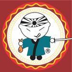 Logotipo Katana Sushi