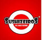 Logotipo Sushizeiros Spazio - Ouro Verde