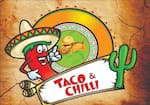 Logotipo Taco & Chilli Aju