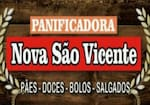 Logotipo Panificadora Nova São Vicente