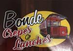 Logotipo Bonde Crepes e Lanches