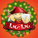 Logotipo Lig-lig - Santo André