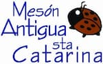 Logotipo Mesón Antigua Sta Catarina