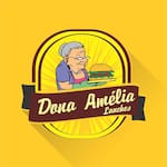 Logotipo Dona Amelia Lanches