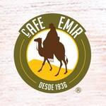 Logotipo Café Emir Independencia