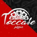 Logotipo Toccare Pizzas
