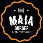 Logotipo Maia Burger & Smoked Bbq