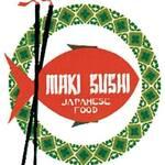 Logotipo Maki Sushi
