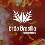 Logotipo Grão Brasília
