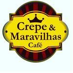 Logotipo Crepe& Maravilhas Gourmet