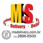 Logotipo Ms Delivery Jd Lago