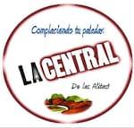 Logotipo La Central De Las Alitas
