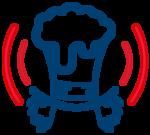 Logotipo Choppeleiro Bebidas