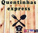 Logotipo Quentinhas Express