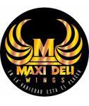 Logotipo Maxi Deli Wings