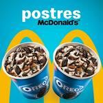 Logotipo Postres McDonald's (CC Florida)