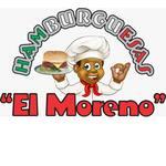 Logotipo HAMBURGUESAS EL MORENO