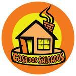 Logotipo Casa dos Salgados Delivery