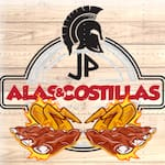 Logotipo Jp Alitas y Costillas